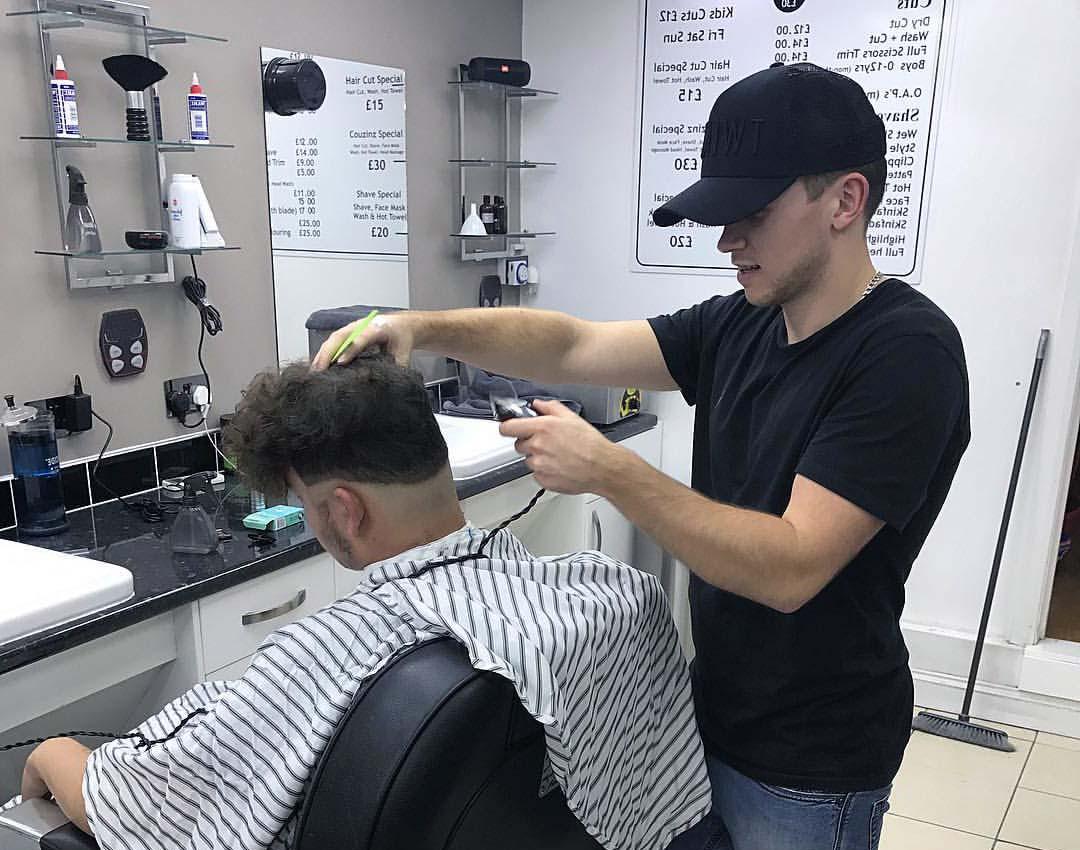 Barber Shops In Benfleet